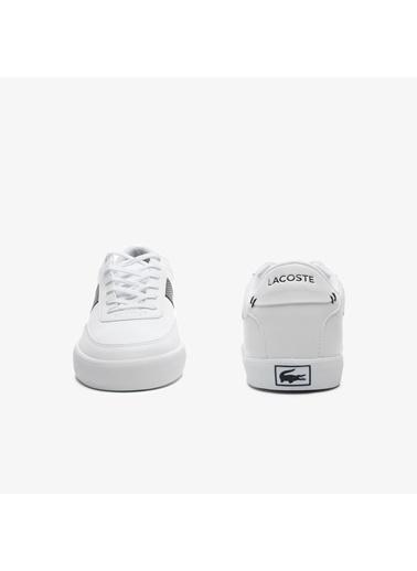 Lacoste Erkek Court-Master 0721 Sneakers 741CMA0036.042 Beyaz